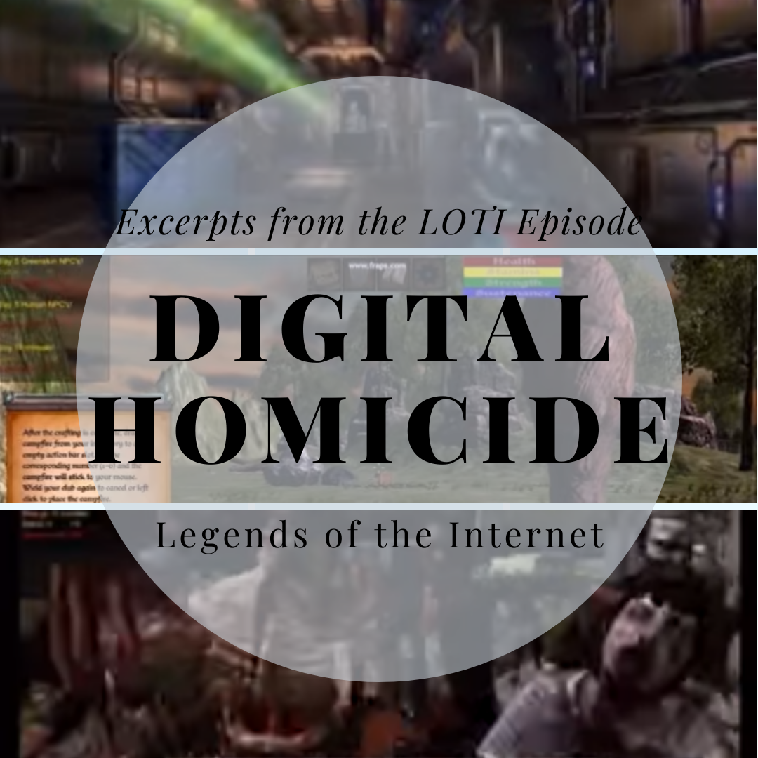 Digital Homicide: How bad are their games?