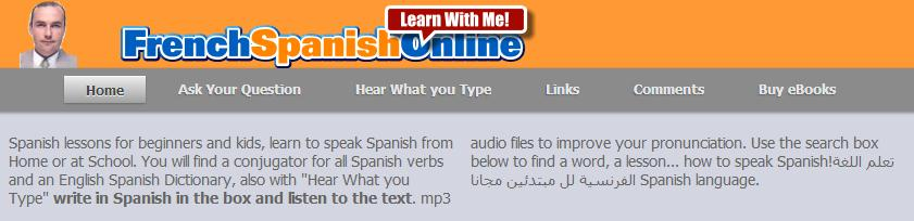 FrenchSpanishOnline.com
