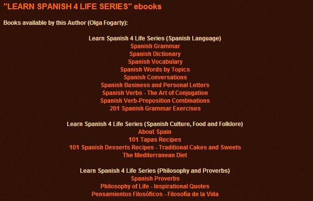 Learn Spanish 4 Life