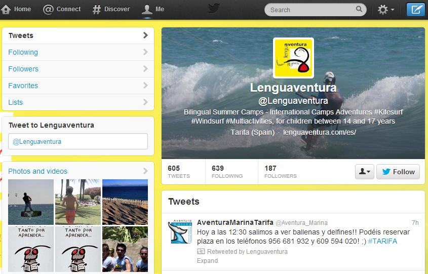 Lenguaventura