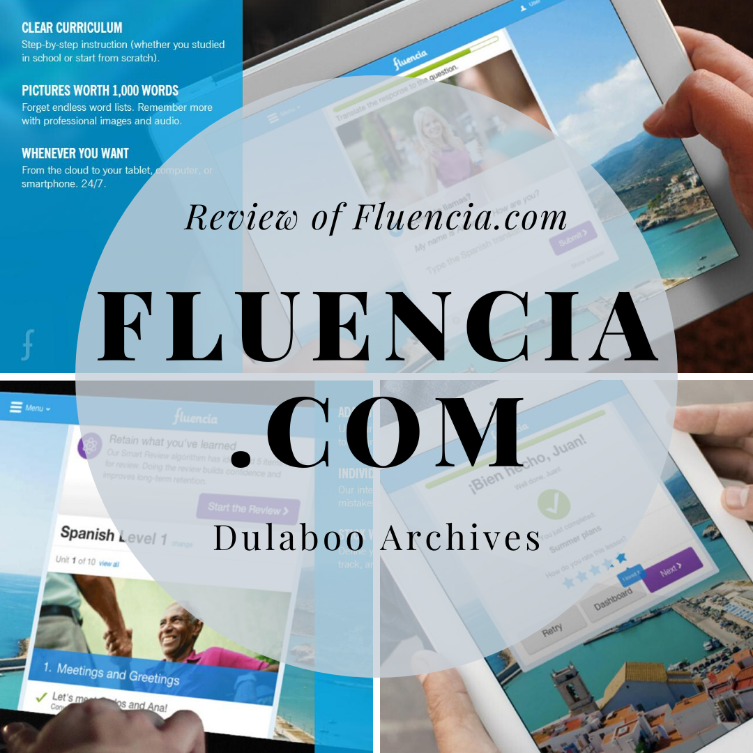 Fluencia.com: Review of Fluencia.com