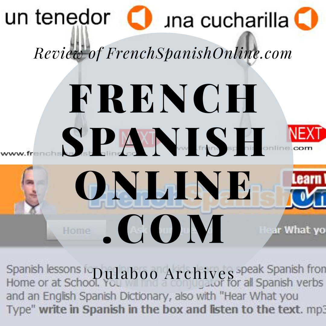 FrenchSpanishOnline.com: Review of FrenchSpanishOnline.com