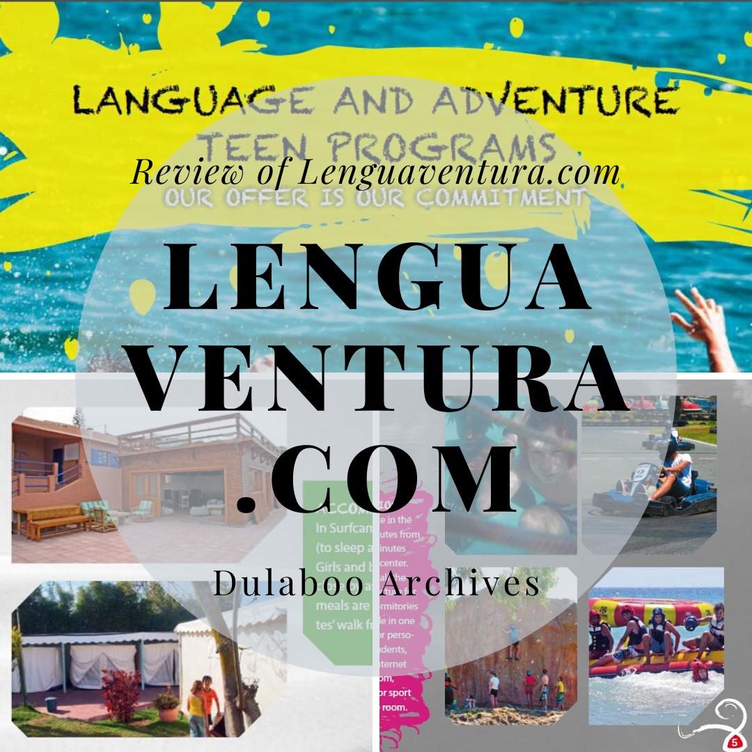 Lenguaventura: Review of Lenguaventura.com
