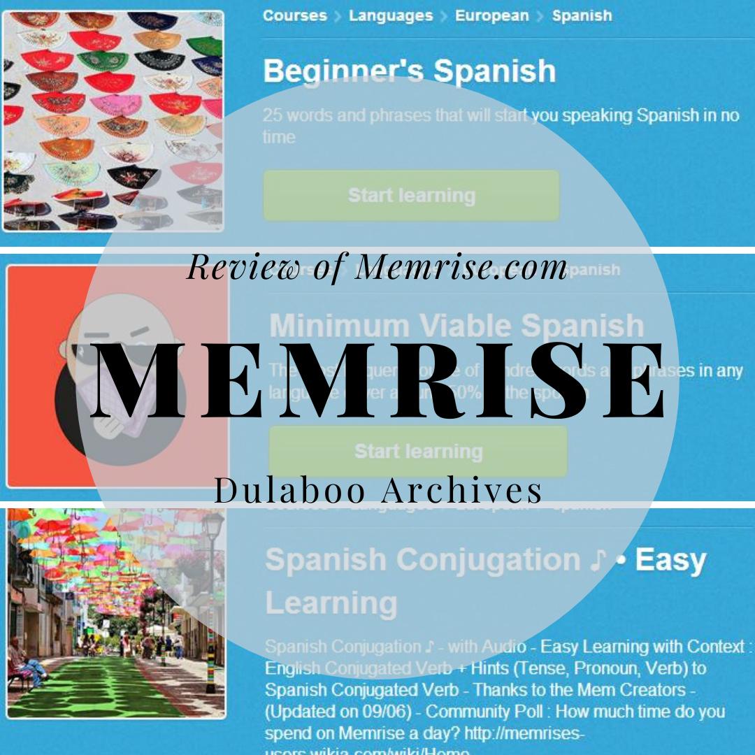 Memrise.com: Review of Memrise.com