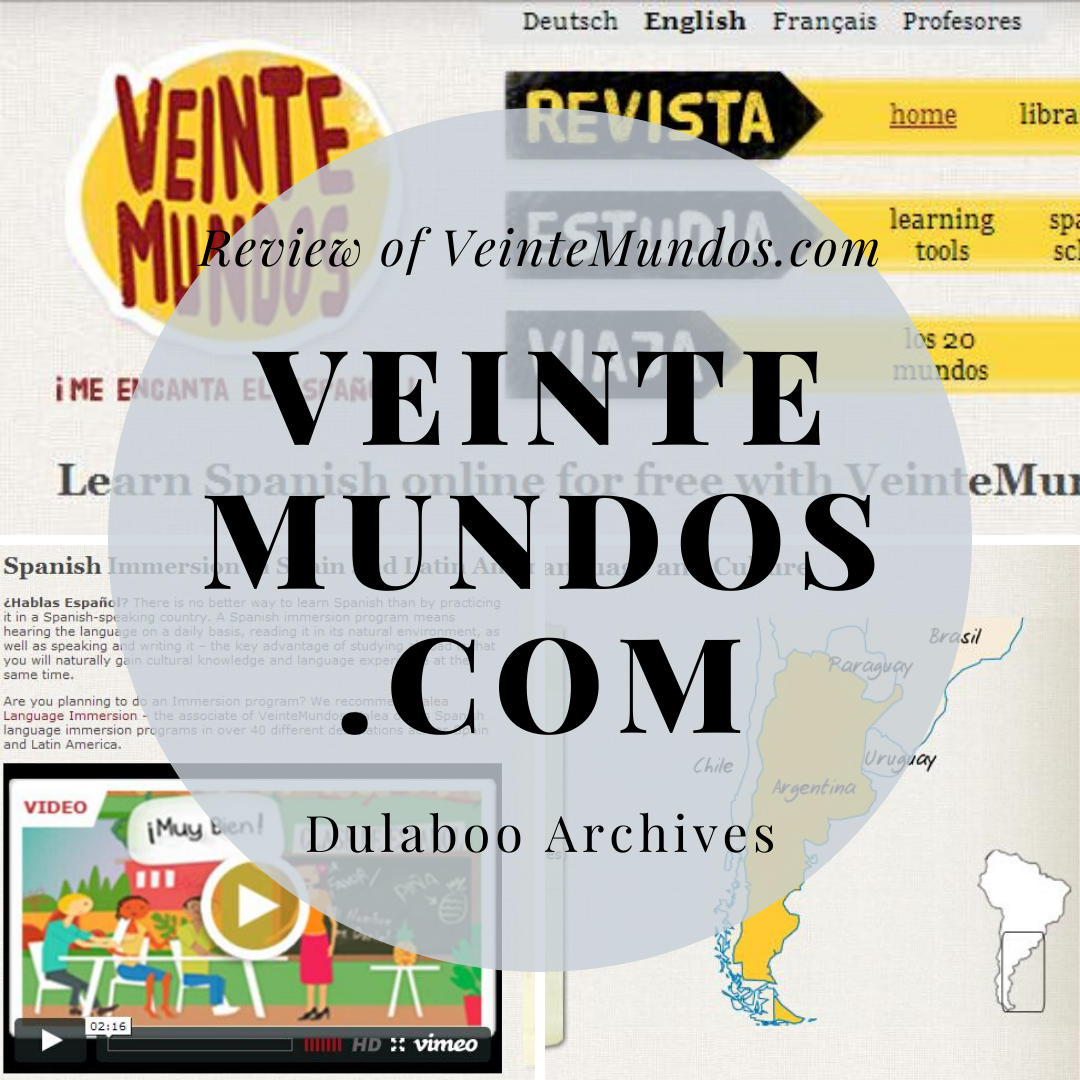 VeinteMundos: Review of VeinteMundos.com