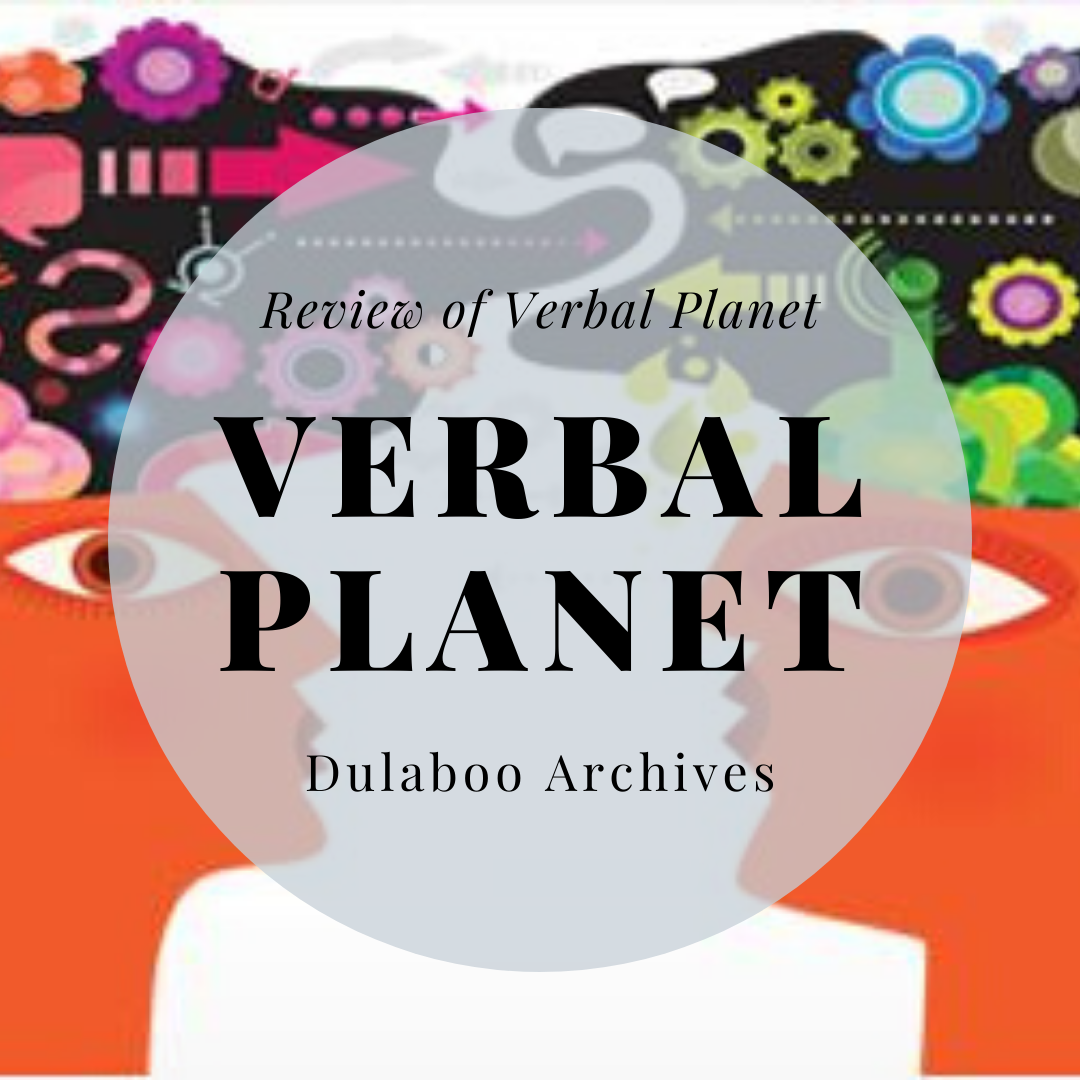 Verbal Planet: Review of Verbal Planet