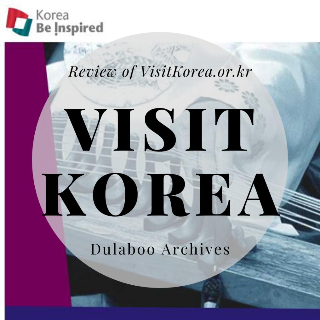 Visit Korea: Review of Visit Korea Language Lessons
