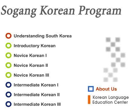 Korean Sogang